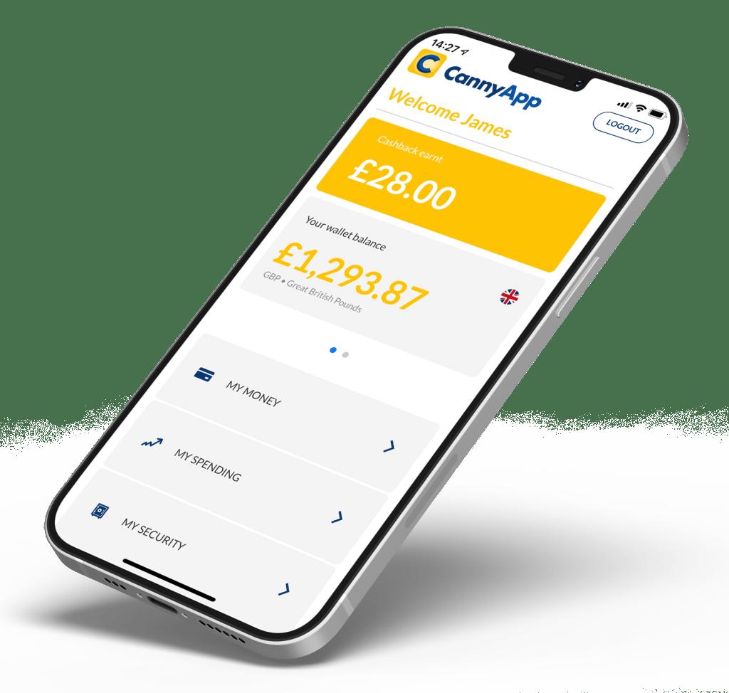 CannyApp Wallet
